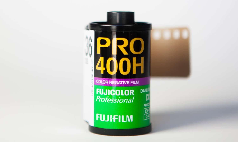 Box de Décembre – Fuji Pro 400H