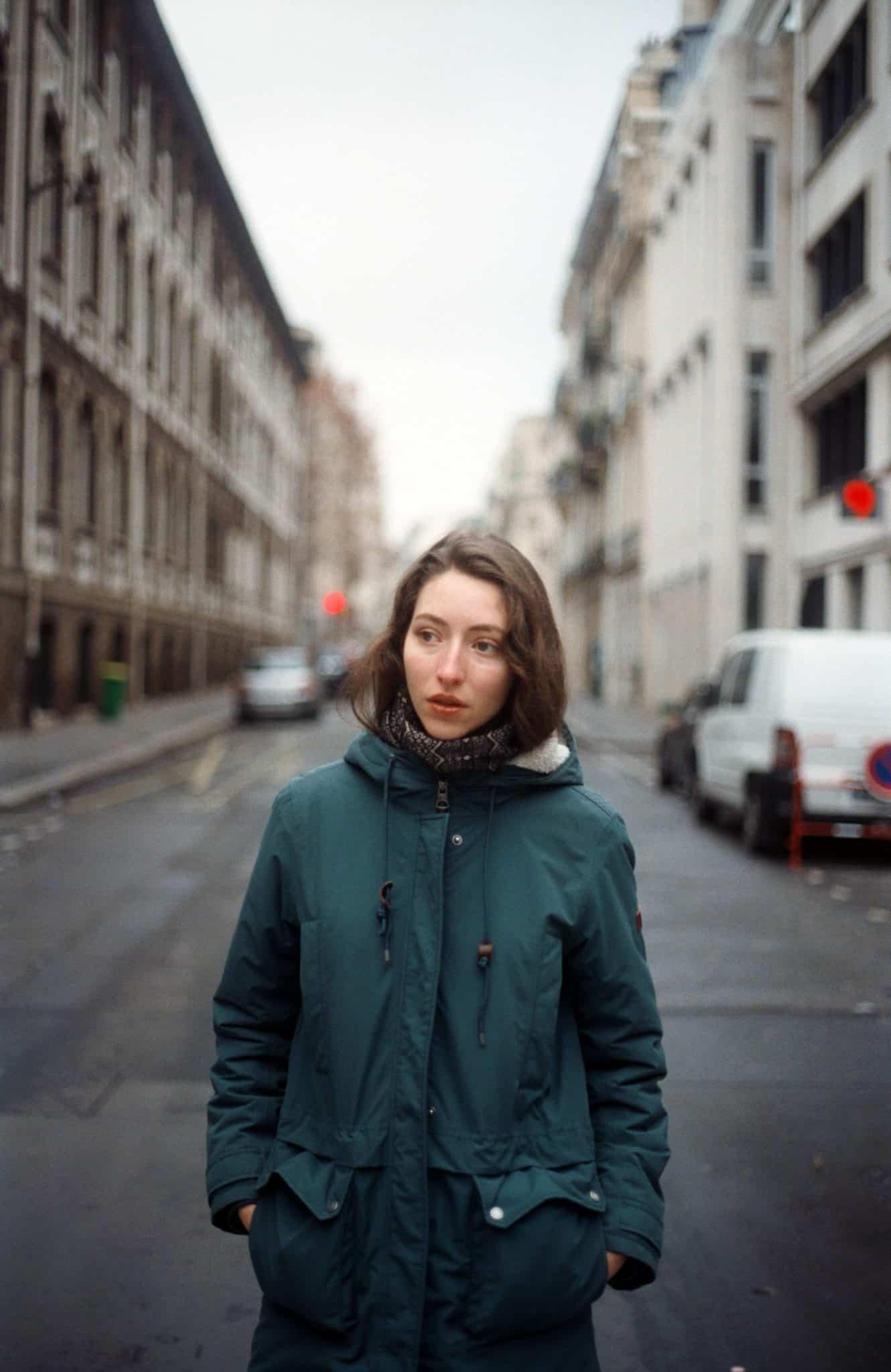 Reuven – Shooting dans Paris
