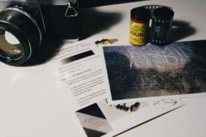 Box de Février – Kodak Double-X