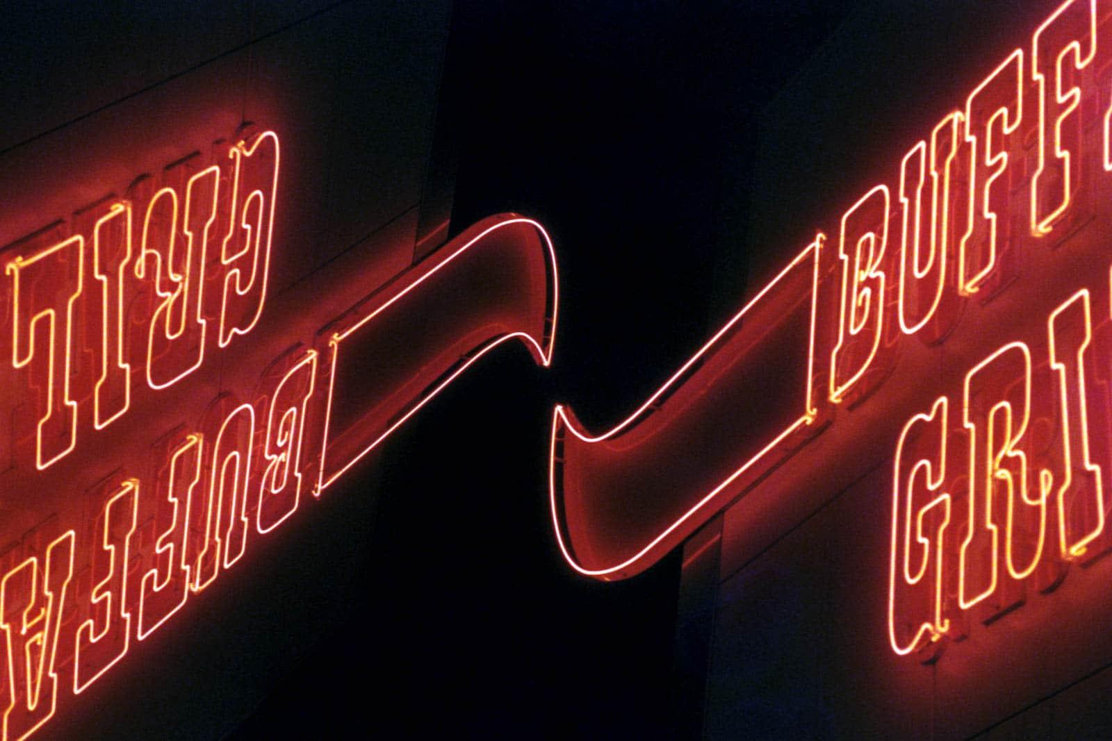 Philippe – Photographie nocturne/neon