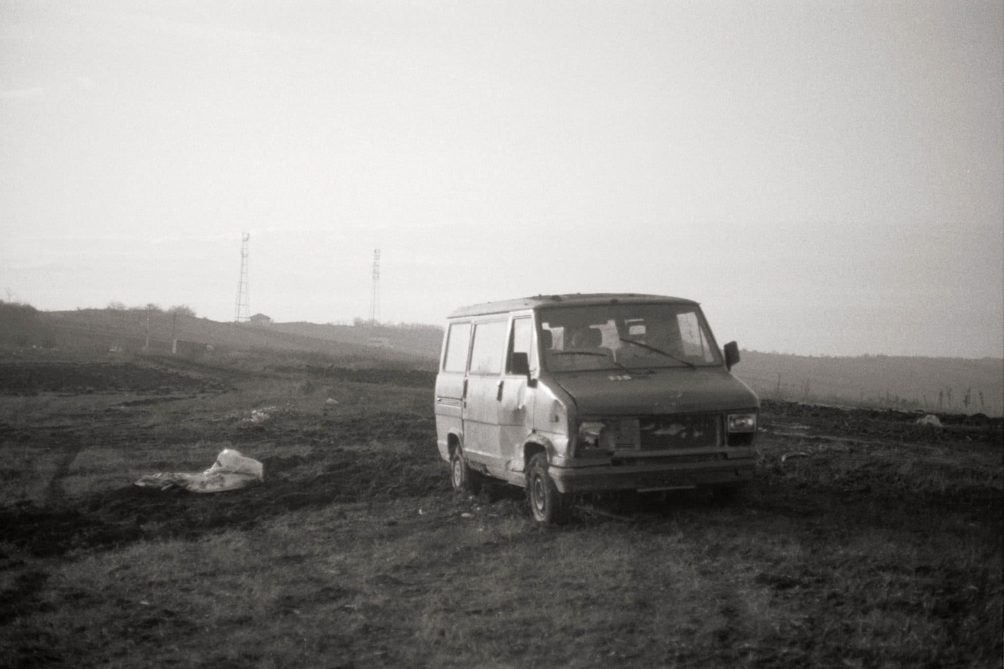 Anaïs – Trip Roumain – Cluj-Napoca (Kentmere 400)