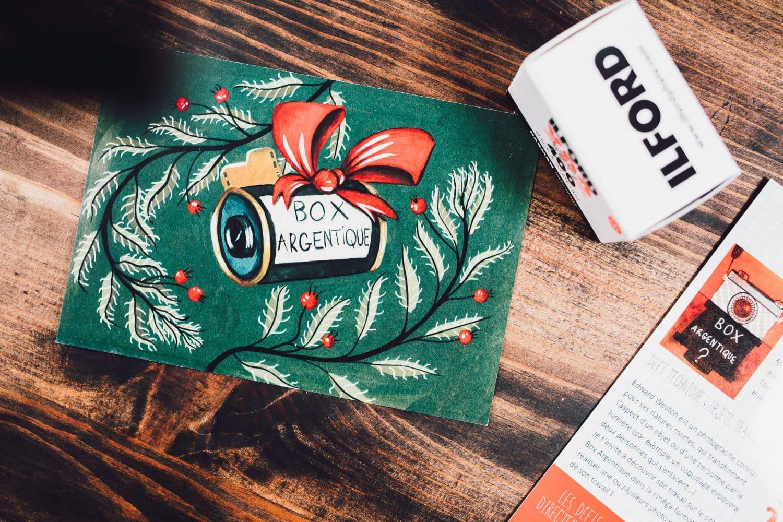 Bon Cadeau – Abonnement Box Argentique