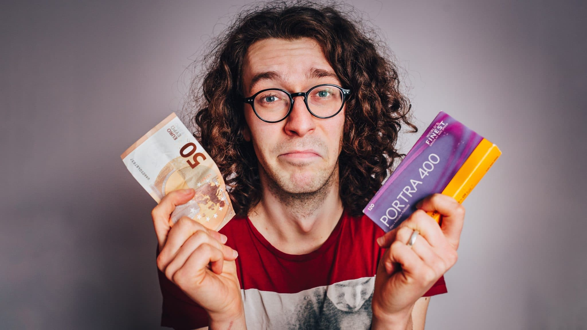 Pourquoi l'argentique coûte-t-il cher ?