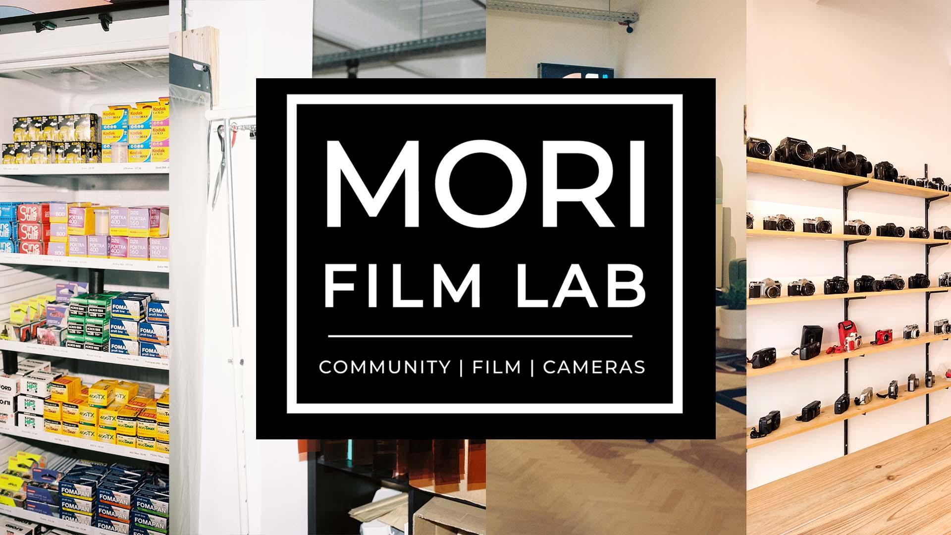 Mori Film Lab – Un Labo photo tout argentique